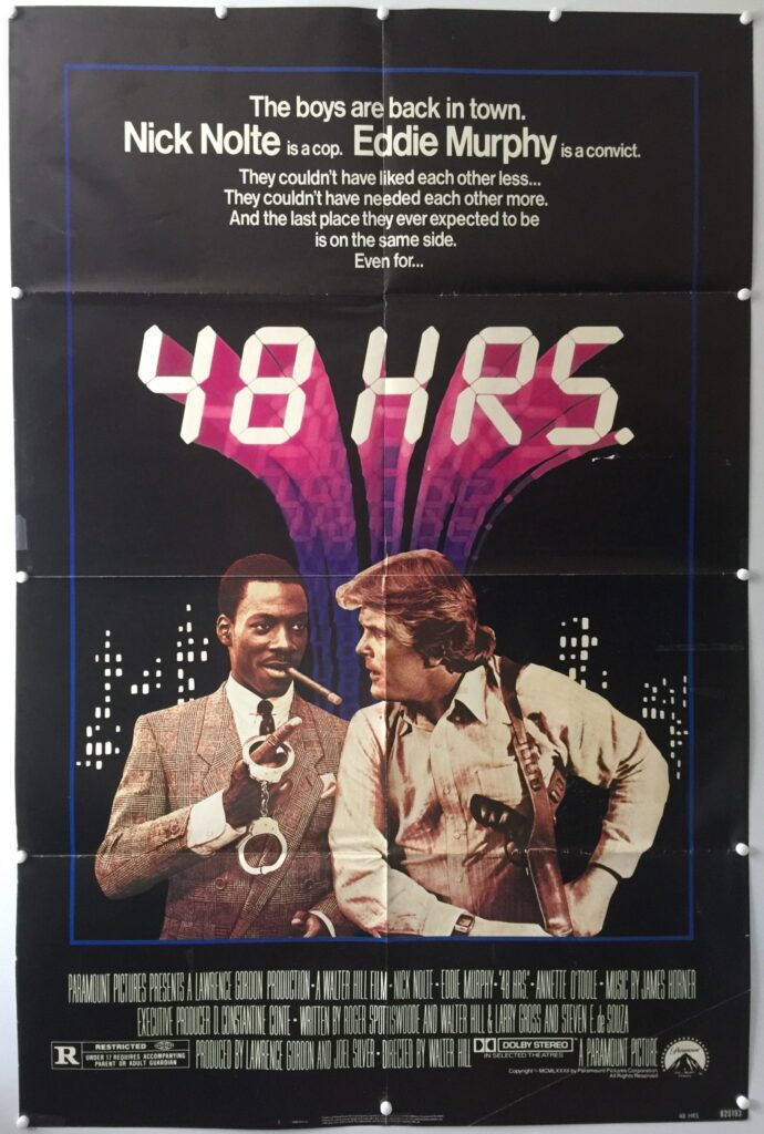 48 Hrs. US One Sheet