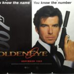 Goldeneye | 1995 | Advance | UK Quad