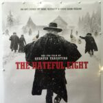 The Hateful Eight | 2015 | Advance | UK One Sheet