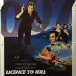 Licence to Kill | 1989 | International | US One Sheet