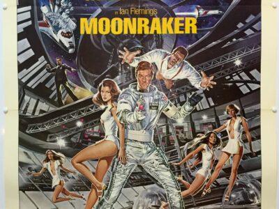 Moonraker US One Sheet Style A