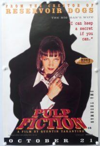 Pulp Fiction UK Misc Thurman
