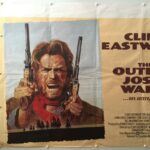 The Outlaw Josey Wales | 1976 | UK Quad