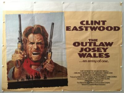 The Outlaw Josey Wales UK Quad