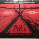 Blair Witch | 2016 | Advance | UK Quad