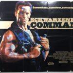 Commando | 1985 | UK Quad