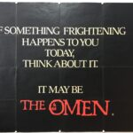 The Omen | 1976 | UK Quad