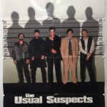 The Usual Suspects | 1995 | Final | UK One Sheet