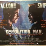Demolition Man | 1993 | Final | UK Quad