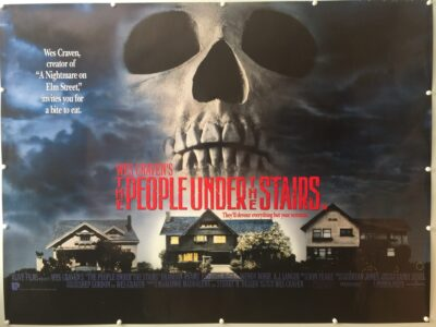 Wes Craven's The People Under The Stairs UK Quad