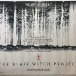 The Blair Witch Project | 1999 | Teaser | UK Quad