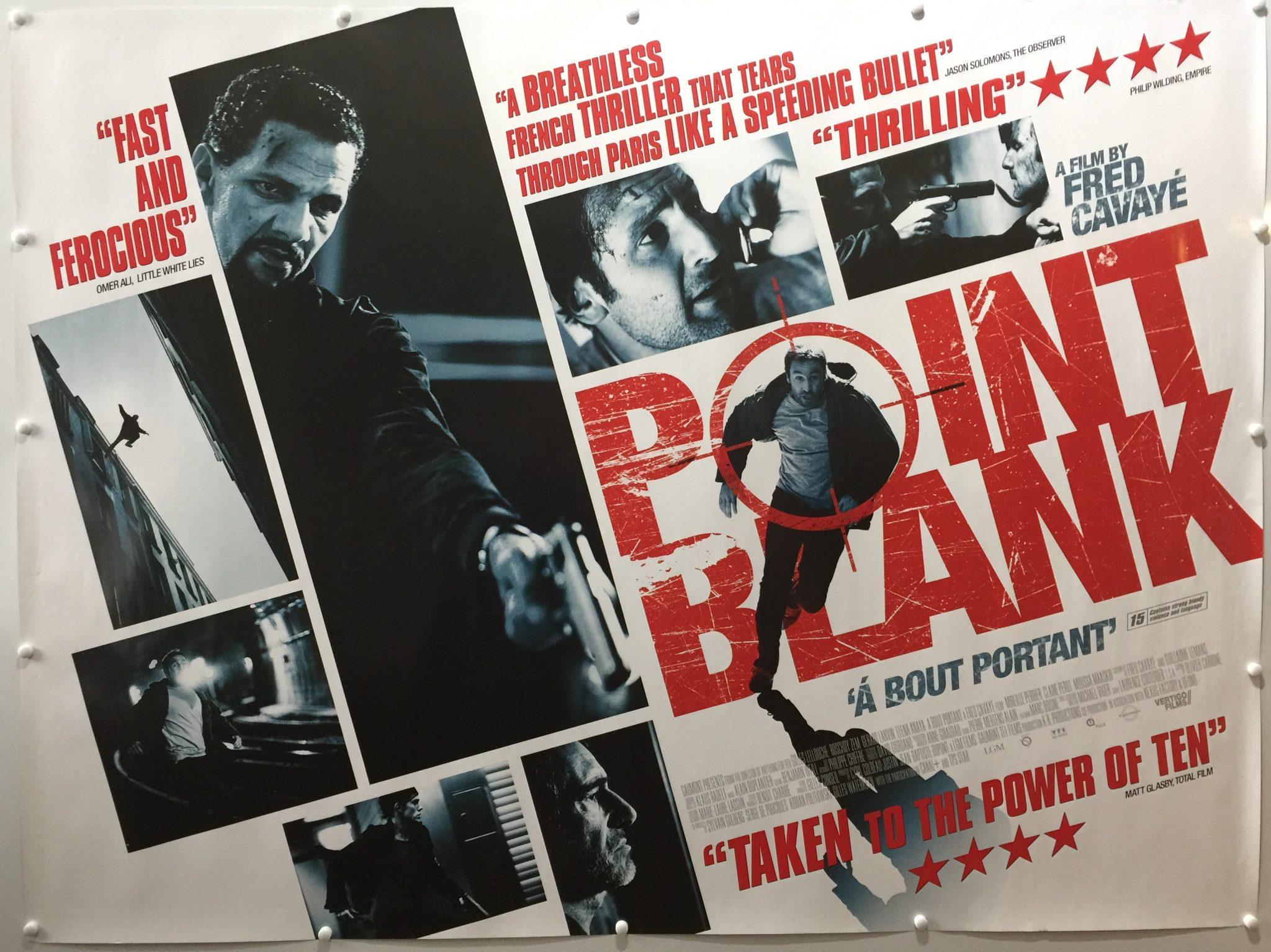 Point Blank 2010 UK Quad