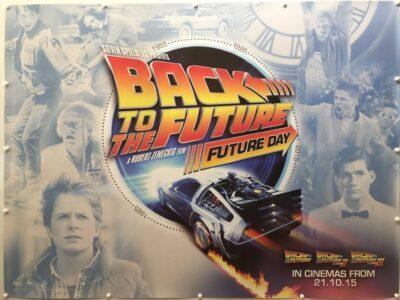 Back to the Future - Future Day UK Quad