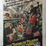 The Taking of Pelham One Two Three | 1974 | Final | US One Sheet