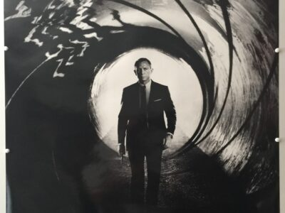 James Bond Skyfall Teaser UK One Sheet