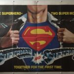 Superman & Superman II | 1981 | Double Bill | UK Quad