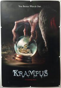 Krampus Teaser UK One Sheet