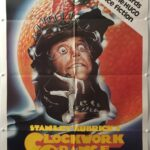 Clockwork Orange R1982 US One Sheet