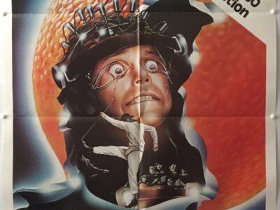 Clockwork Orange R1982 US One Sheet