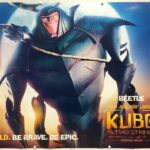 Kubo and the Two Strings | 2016 | Advance Beetle | UK Quad
