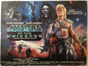 Masters of the Universe UK Quad