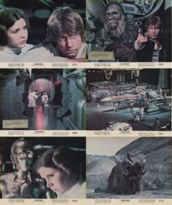 Star Wars: A New Hope Lobby Card