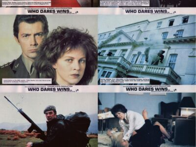 Who Dares Wins Lobby Card