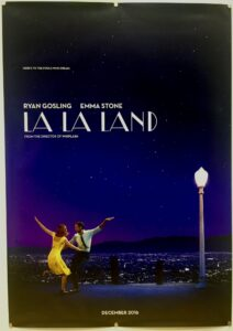 La La Land Advance UK One Sheet