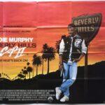 Beverly Hills Cop II   1987   UK Quad