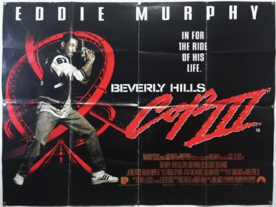 Beverly Hills Cop III UK Quad