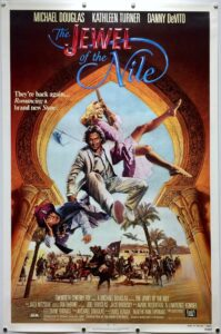 Jewel of the Nile US One Sheet