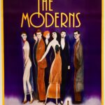 The Moderns | 1988 | US One Sheet