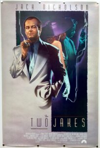 The Two Jakes INTL US One Sheet