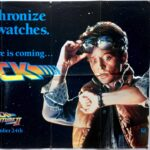 Back to the Future Part II | 1989 | Advance Watches Style | UK Quad