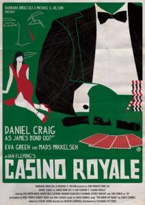 Casino Royale Alain Bossuyt Print