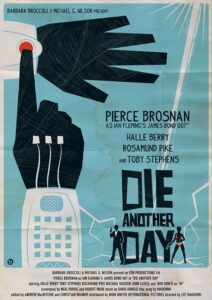 Die Another Day Alain Bossuyt Print