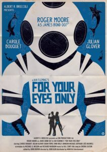 For Your Eyes Only Alain Bossuyt Print