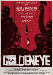 Goldeneye Alain Bossuyt Print