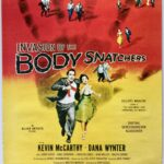 Invasion of the Body Snatchers | 1956 | R2013 | Dutch One Sheet