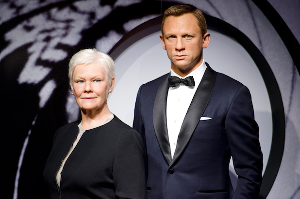 For Your Eyes Only: The Madame Tussauds James Bond Collection Daniel Craig