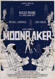 Moonraker Alain Bossuyt Print