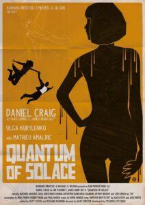 Quantum of Solace Alain Bossuyt Print
