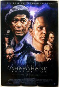 The Shawshank Redemption 10th Anniversary US One Sheet