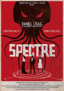 Spectre Alain Bossuyt Print