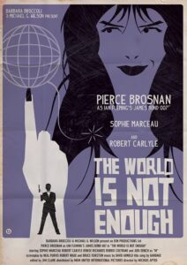 The World Is Not Enough Alain Bossuyt Print