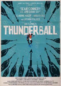 Thunderball Alain Bossuyt Print
