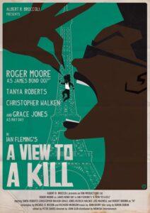 A View To A Kill Alain Bossuyt Print