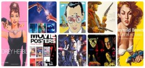 Movie Poster Books Header