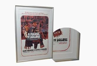 Framing Movie Posters 2