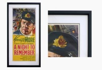 Framing Movie Posters 7